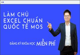 Lam chu Excel chuan quoc te MOS_265